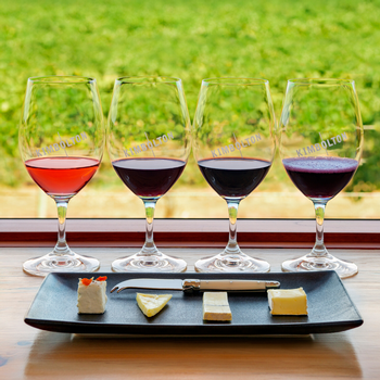 Wine & Cheese Flight Voucher